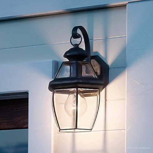 Tudor Style Outdoor Light Fixtures - 2