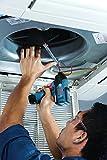 Bosch 12-Volt Max EC Brushless Impact Driver Kit