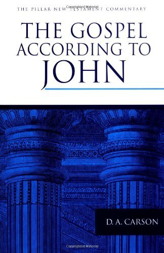 Download The Gospel according to John (The Pillar New Testament Commentary (PNTC)) Pdf