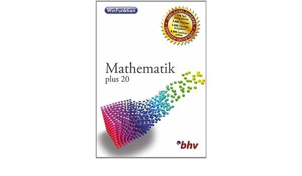 winfunktion mathematik plus 20