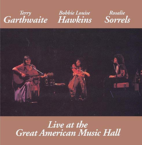 Live at the Great American Music Hall (Great American Music Hall)