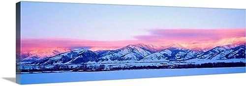 Montana Canvas Wall Art
