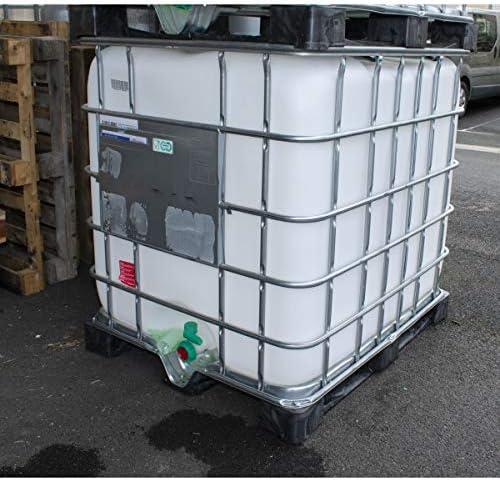 Multitanks Cuve 1000 Litres Blanche Sur Palette Plastique Ou Acier