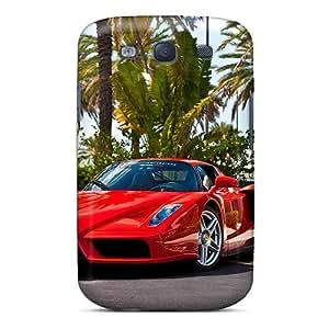 Galaxy S3 Print High Quality Tpu Gel Frame Cases Covers Black Friday