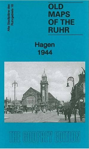 Download Hagen 1944: Ruhr Sheet 18 (Old Maps of the Ruhr) PDF