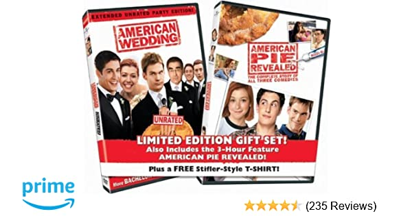 American Wedding Full Movie.Amazon Com American Wedding Limited Edition Gift Set Widescreen