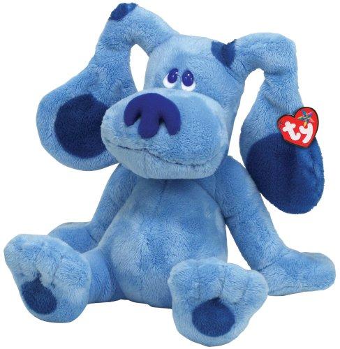 Ty Beanie Buddies Blues Clues dog
