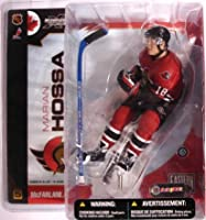 McFarlane Toys NHL Sports Picks Series 5 Action Figure Marian Hossa (Ottawa Senators) Red Jersey Variant