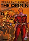 Mobile Suit Gundam - The origin, tome 2 par Yasuhiko