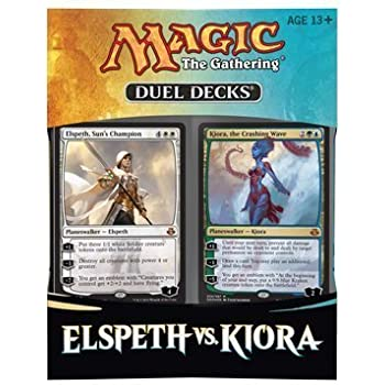 Amazon.com: Magic: the Gathering Duel Decks: Nissa vs. Ob ...