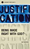 Justification, Guy Waters, 1845506154