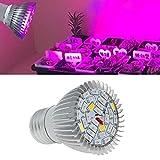 LING'S SHOP 28W E27 Led Grow Light 100-240V Growing Lamp Graden Plant Hydroponic Light Bulb