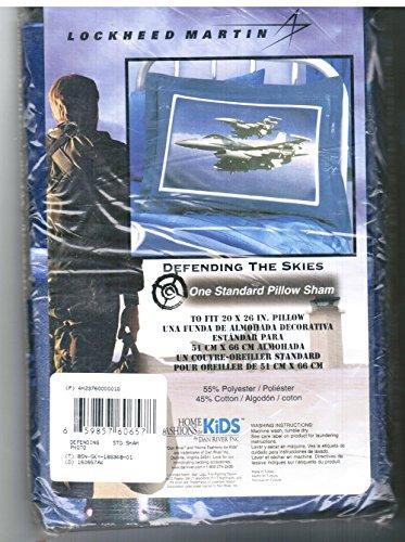 Dan River Defending the Skies Jet Airplane Pillow - Dan Pillow River