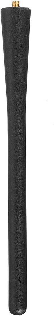 Antenna Mast 7/'/' Car Short Stubby Black For Honda Replacement 9151-SWA-305 !
