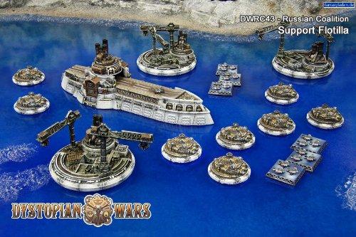 Russian Coalition Naval Support Flotilla