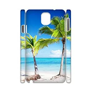 LP-LG Phone Case Of Island Beach For samsung galaxy note 3 N9000 [Pattern-5]