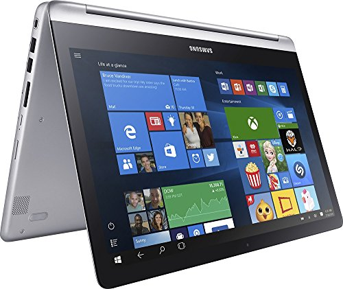 Flagship Premium Samsung 7 Spin Business 15.6 Full HD 2-in-1 Touchscreen Laptop - Intel Dual-Core i7-7500U 2.7GHz, 16GB DDR4, 1TB HDD, 2GB Nvidia GeForce 940MX, 802.11ac, Bluetooth, HDMI, Windows 10 by Samsung