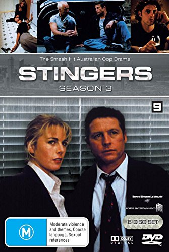 Stinger Disc - Stingers Season 3 | 6 Discs | NON-USA Format | PAL | Region 4 Import - Australia