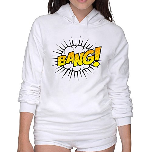 Price comparison product image Bang Fashion Long Hoodies T Shirt For Woman