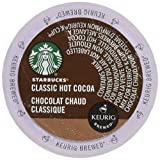 Starbucks Hot Cocoa Coffee Kcups, 60 Count