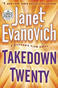 Takedown Twenty 0345542886 Book Cover
