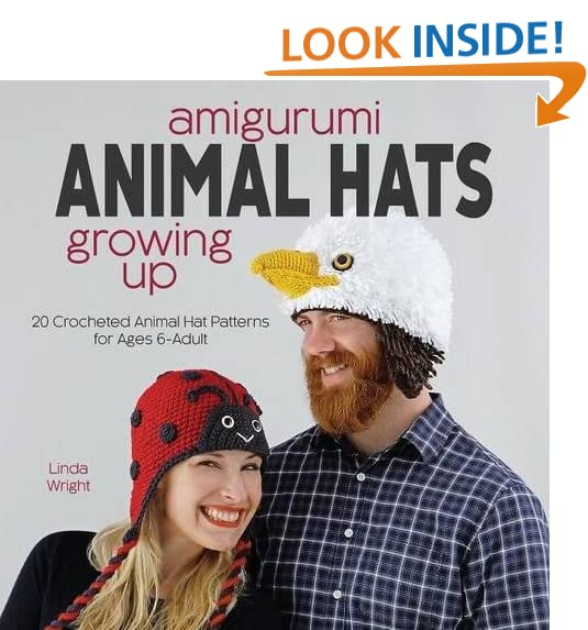 Crochet Animal Hats: Amazon.com