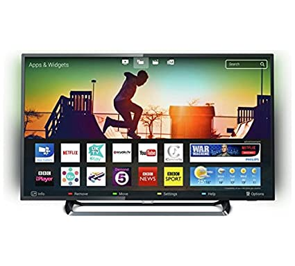 8c2146b84 Philips 6200 series 50 Inch 4K Ultra HD HDR Ambilight  Amazon.co.uk   Electronics