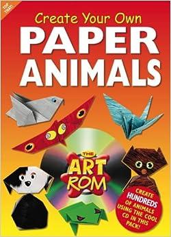 Make your own cardboard book