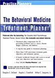Behavioral Medicine Treatment Planner, Arthur E. Jongsma and Douglas Earl DeGood, 0471319260