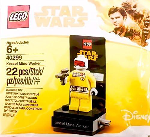 LEGO Star Wars Han Solo Star Wars Story - Kessel Mine Worker (40299)