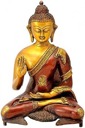 Gangesindia Bhumisparsha Earth Touching Buddha