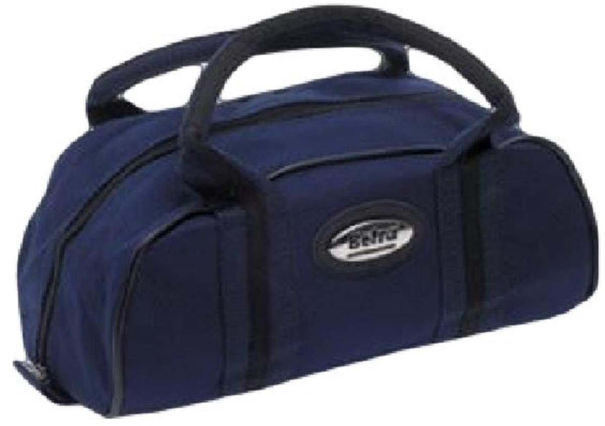 大人気定番商品 2ボウルナイロンZip Fastening Bag Navy Bag B014XR521W Fastening Pack of 2 B014XR521W, インポート雑貨:cf74dd78 --- berkultura.ru