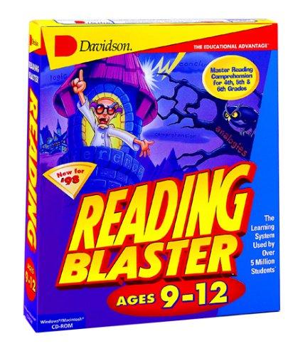 READING BLASTER 9-12 (Tulsa 9 12)