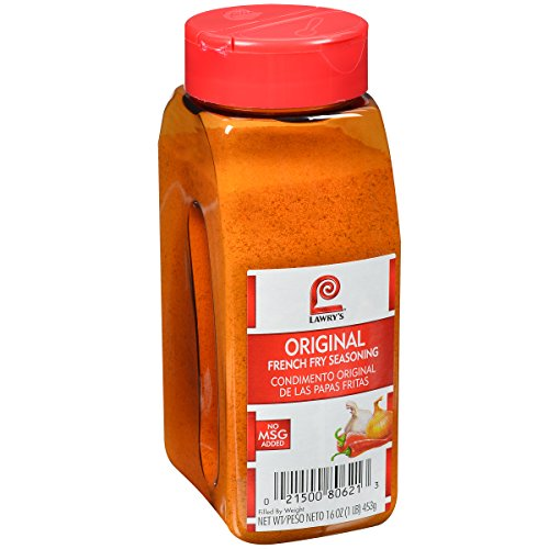 Lawry's Original French Fry Seasoning, 16 Ounce