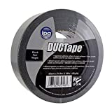 IPG AC20 9 Mil JobSite Utility DUCTape 1.88'' x 60 yd, Black