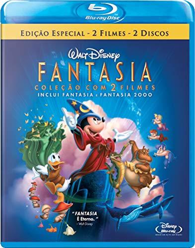Fantasia Coleção 2 Filmes [Blu-ray] Duplo