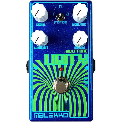 Unity MKII Fuzz Guitar Effects ()