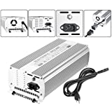 Earth Worth 1000W Electronic Digital Ballast For HPS or MH 1000 Watt Grow Bulbs – Dependable and Affordable!