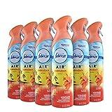 Febreze AIR Effects Air Freshener Hawaiian Aloha, 8.8 oz (Pack of 6)