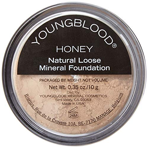- YOUNGBLOOD Natural Loose Mineral Foundation * Honey *