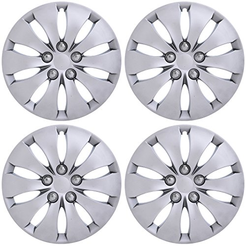 (CoverTrend (Set of 4 Pack) fits 2008 2009 2011 2012 HONDA ACCORD 16