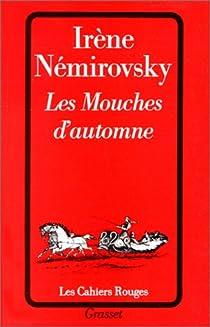 Les mouches d'automne par Némirovsky