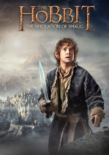 The Hobbit: The Desolation Of Smaug (plus bonus features!) by