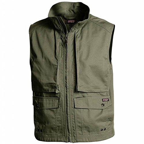 Blaklader 315418354600XL Garden Waistcoat Army Green X-Large