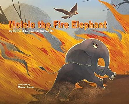 Molelo the Fire Elephant