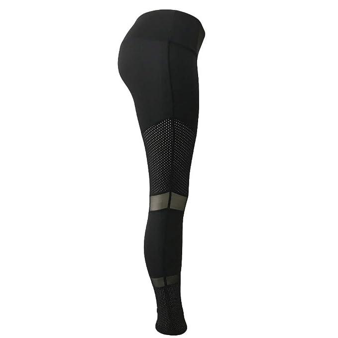 Amazon.com: Pantalones de yoga para mujer para entrenamiento ...