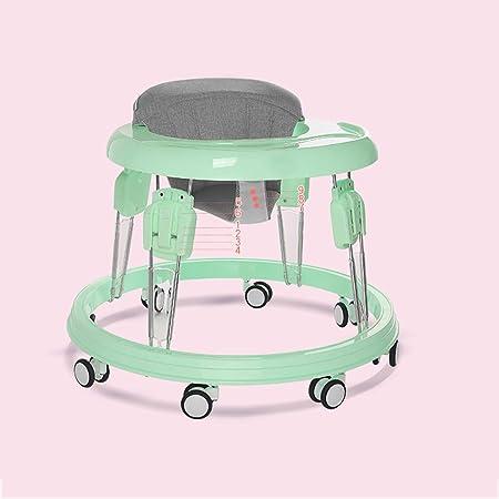 LFY Antivolcamiento Multifuncional para Caminante de bebé, Altura ...