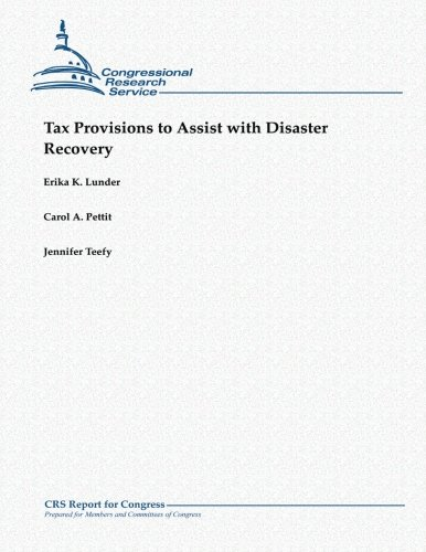 Tax Provisions to Assist with Disaster - Service Tax Erika's