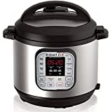 Instant Pot DUO60 6 Qt 7-in-1 Multi-Use Programmable Pressure Cooker, Slow Cooker, Rice Cooker, Steamer, Sauté...