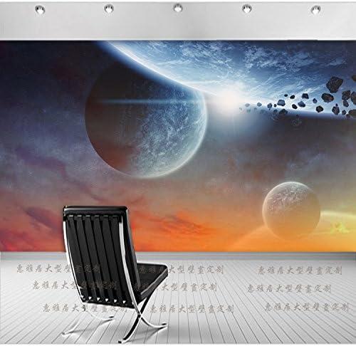AQSGH Sin fisuras gran mural comedor sofá fondo papel tapiz sala ...